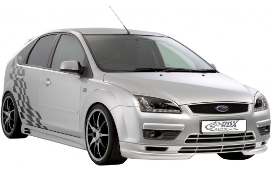 Front spoiler Ford Focus II 2005-2008 Excl. ST (ABS)