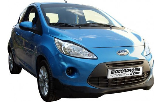 Front spoiler Ford Ka II 12 / 2008- (ABS)