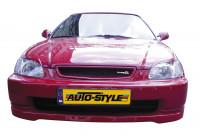 Front spoiler Honda Civic 1996-1999 'JDM Type-R Look' ABS