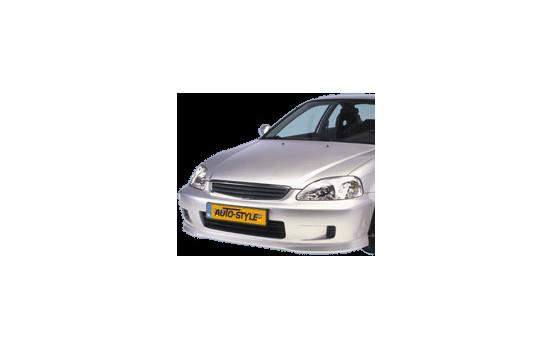 Front spoiler Honda Civic 1996-1999 'Type-R Look'