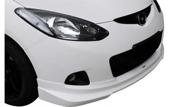 Front spoiler Mazda 2 9 / 2007- (PU)