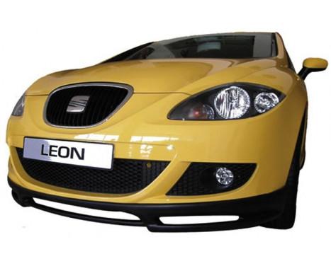 Front spoiler Seat Leon 1P 2005-2009 (ABS)