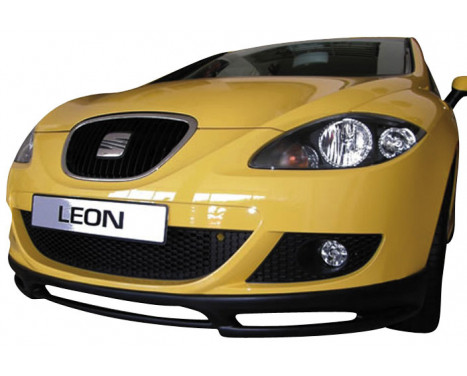 Front spoiler Seat Leon 1P 2005-2009 (ABS), Image 2
