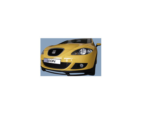 Front spoiler Seat Leon 1P 2005-2009 (ABS), Image 3