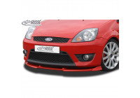 Front spoiler Vario-X Ford Fiesta ST MK6 2002-2008 (PU)
