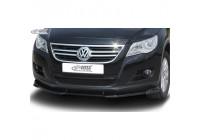 Front spoiler Vario-X Volkswagen Tiguan 2007-2011 (PU)