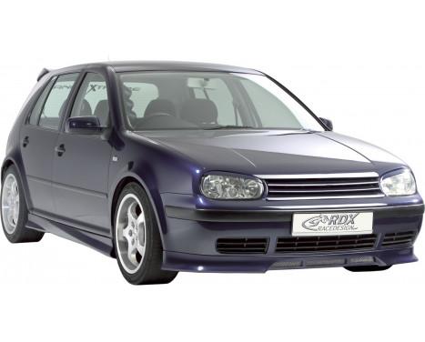Front spoiler Volkswagen Golf IV Excl. R32 (ABS)