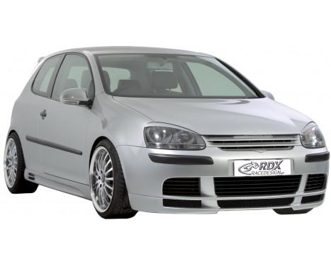 Front spoiler Volkswagen Golf V 2003-2008 Excl. GT / GTi / GTD / Variant (ABS)