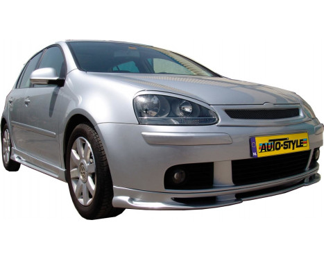 Front spoiler Volkswagen Golf V 2003-2008 Excl. GTi (ABS), Thumbnail 2