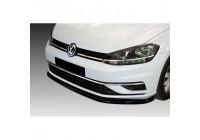 Front spoiler Volkswagen Golf VII Facelift 2017 - excl. GTi / R (ABS)