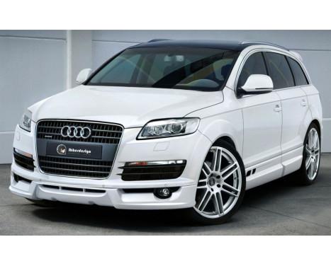 IBherdesign Front spoiler Audi Q7 Excl. S-Line 'Czar'