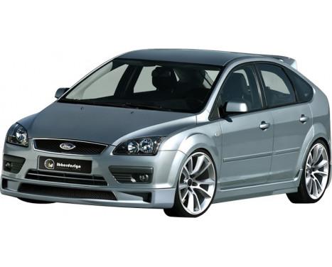IBherdesign Front spoiler Ford Focus II 3/5-door 2005-2008 'Mad-Xen'