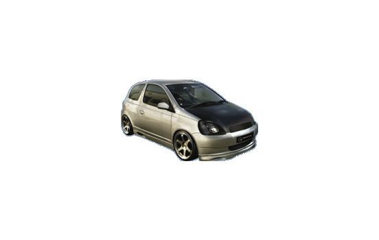 IBherdesign Front spoiler Toyota Yaris -2003 'K-18'