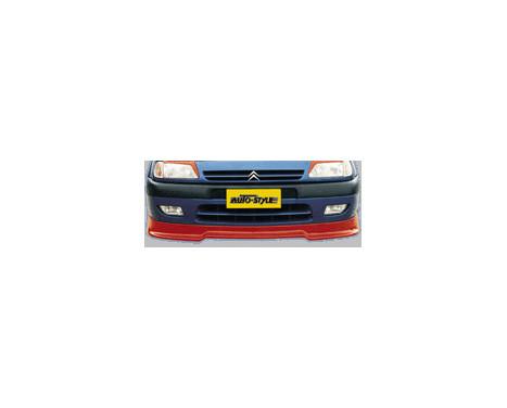 Lester Front spoiler 'DTM' Citroën Saxo 1996-2000 Excl. 16v