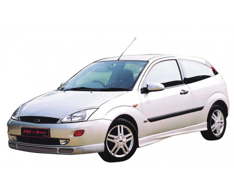 RGM Front spoiler Ford Focus I 1998-2001, Thumbnail 2