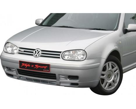 RGM Front spoiler Volkswagen Golf IV 1998-2003 - Type 2