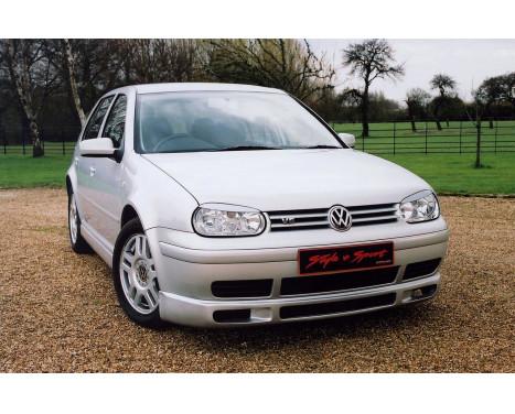 RGM Front spoiler Volkswagen Golf IV 1998-2003