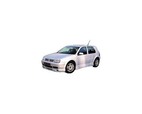 RGM Front spoiler Volkswagen Golf IV 1998-2003, Image 2
