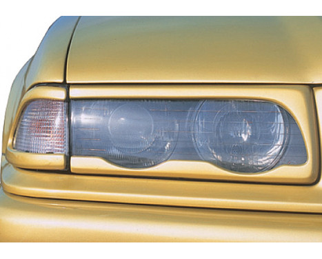 Carcept Headlight Masks BMW 3-Series E36 Coupe (E46-Look), Image 2