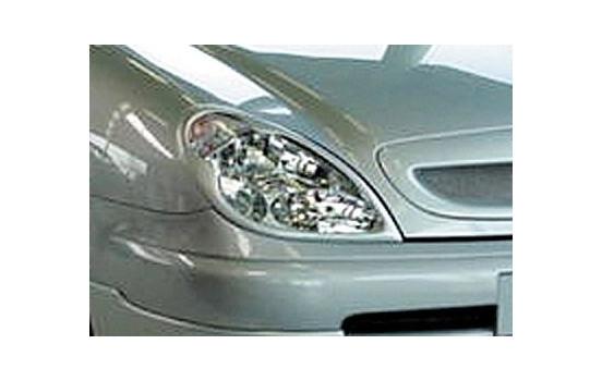 Carcept headlight masks Citroën Xsara Phase II / III 2000-2004