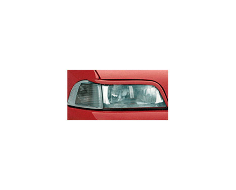 Carcept Headlight spoilers Fiat Punto 1994-
