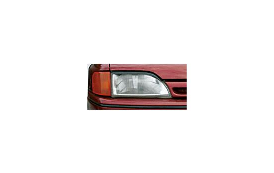 Carcept Headlight spoilers Ford Escort 1993-1995