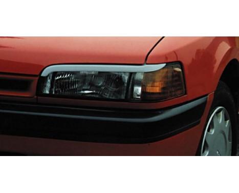 Carcept headlight spoilers Mazda 323 1991-1995