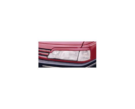 Carcept Headlight spoilers Peugeot 405 1987-1996