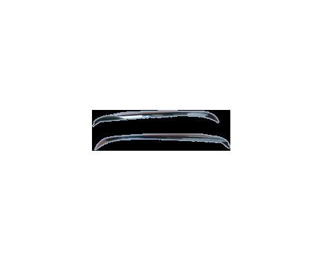 Carcept Headlight spoilers Volkswagen Sharan 1995-