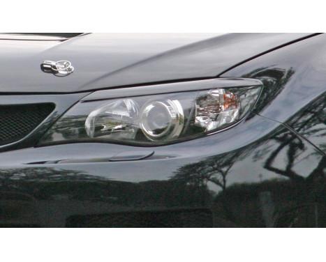 Chargespeed Headlight Spoilers Subaru Impreza 10 / 07- (FRP)