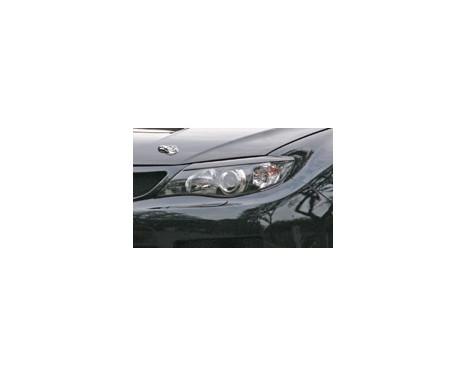 Chargespeed Headlight Spoilers Subaru Impreza 10 / 07- (FRP), Image 2