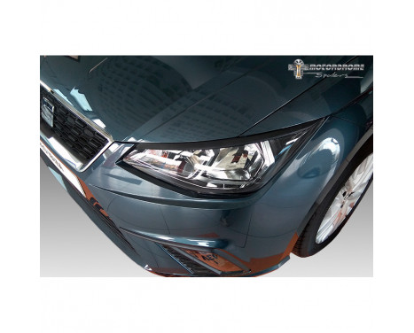 Head light spoilers Seat Ibiza 6F 2017- (ABS)
