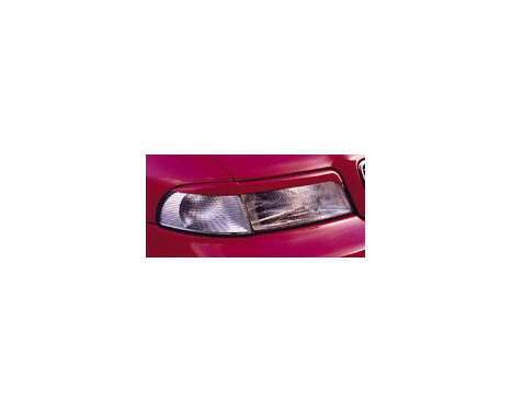 Headlight spoiler Audi A4 1994-1999 ABS, Image 2
