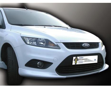 Headlight spoiler Ford Focus II 3/5-door Facelift 2008-2011 (ABS)
