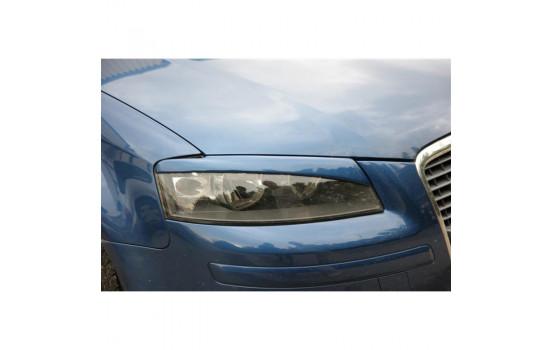 Headlight spoilers Audi A3 8P 3/5-door 2003-2008 (ABS)