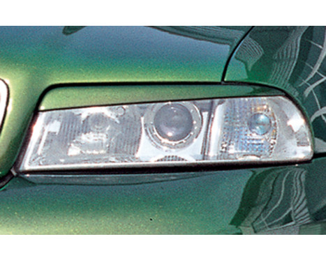 Headlight Spoilers Audi A4 B5 191995-1999 (ABS)