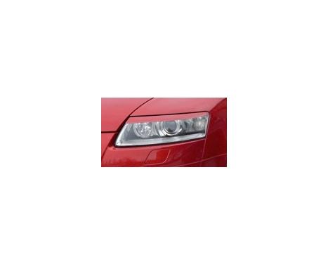 Headlight Spoilers Audi A6 4F 2005-2008 (ABS)