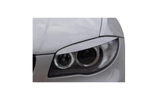 Headlight Spoilers BMW 1-Series E81 / E82 / E87 / E88 (ABS)