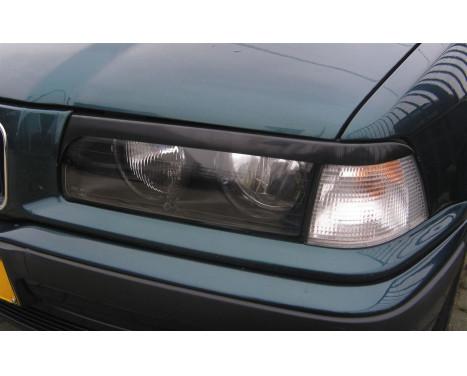 Headlight Spoilers BMW 3-Series E36 1991-1998 (ABS)