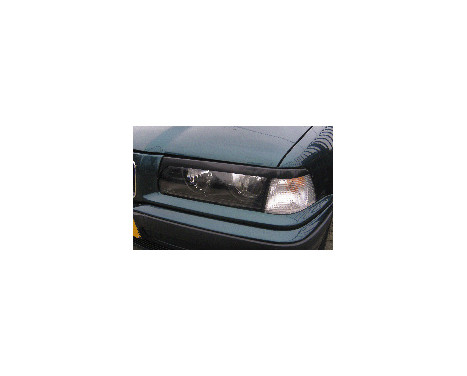 Headlight Spoilers BMW 3-Series E36 1991-1998 (ABS), Image 2
