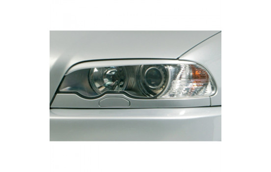 Headlight Spoilers BMW 3-series E46 Coupe / Cabrio -2003 (ABS)
