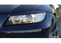 Headlight Spoilers BMW 3-Series E90 / E91 Sedan / Touring Incl. Facelift (ABS)