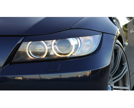 Headlight Spoilers BMW 3-Series E90 / E91 Sedan / Touring Incl. Facelift (ABS)