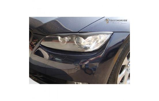 Headlight spoilers BMW 3-Series E92 / E93 Coupé / Cabrio-2010 (ABS)