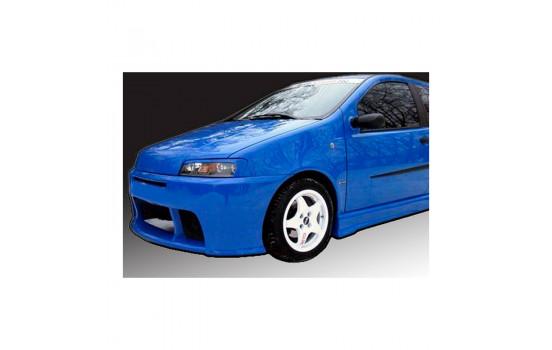 Headlight spoilers Fiat Punto II 1999-2005 (ABS)