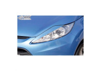 Headlight Spoilers Ford Fiesta VI 2008-2012 (ABS)