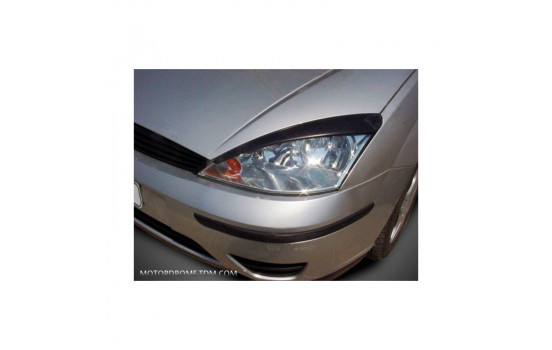 Headlight spoilers Ford Focus I Facelift 2001-2004 (ABS)