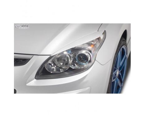 Headlight Spoilers Hyundai i30 FD / FDH 2007-2012 (ABS)