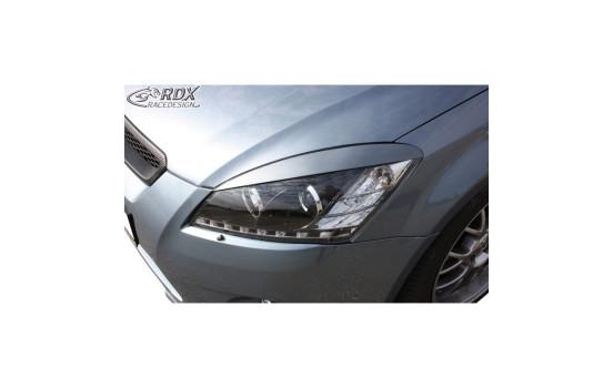 Headlight Spoilers Kia Cee'd & Pro Cee'd ED -2009 (ABS)