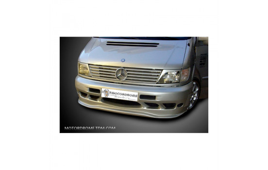 Headlight spoilers Mercedes Vito 1996-2003 (ABS)